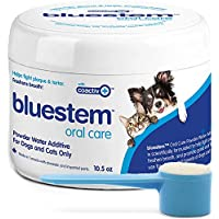 ‏‪Pet Water Additive Powder: For Dogs & Cats Oral Dental Care. Helps Prevent Teeth Tartar, Plaque and Treats Bad Breath. Mouthwash Rinse for Dog & Cat Mouth Clean Health Treatment for Pets Drinking Bowl‬‏