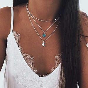 Jovono Bohemian Multi - Collar