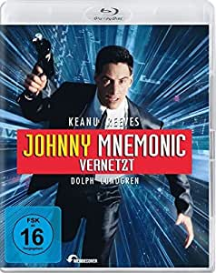 Johnny Mnemonic - Vernetzt (Softbox) [Blu-ray]
