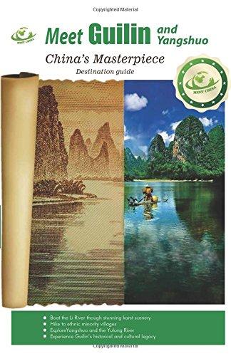 Guilin: China's Masterpiece (Meet China) por Harvey Thomlinson Mr