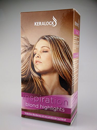KERALOCK inspiration Strähnchen-Blondierung (Haarfarben-highlights)
