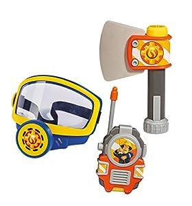 Simba Dickie 109252235Sam Bomberos Máscara de Oxígeno