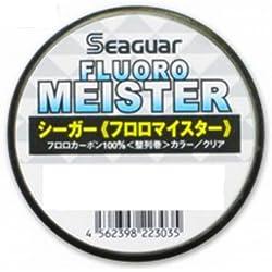 KUREHA Seaguar FLUORO MEISTER #4/16lb 240m (japan import)