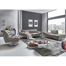 Suchergebnis Auf Amazonde Für Couchgarnitur 3 2 1 Leder
