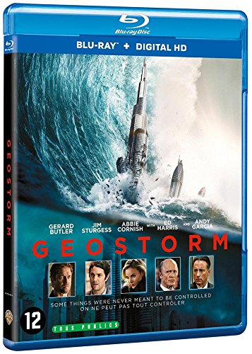 Geostorm [Blu-ray + Digital HD]