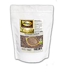 BIO Chiamehl Chia Samen Mehl PREMIUM fein gemahlen 1500 g SPARPAKET nicht entölt Omega-3-reich - low carb glutenfrei vegan Backen