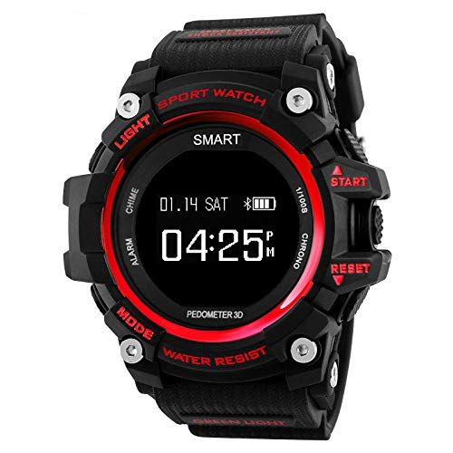 GAOXP Health Tracking, Smart Watch, Outdoor Sports Fitness Bracelet, 0.96 inch, OLED...