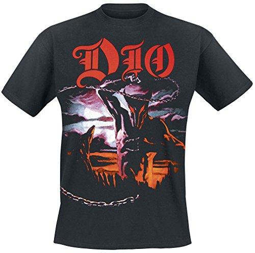 Dio Ronnie James Dio R.I.P. T-Shirt schwarz