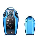 KAKTUS® Smart Key Protection Shell Autoschlüssel Schutzhülle für BMW Display Key Schlüssel