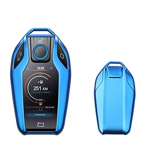 KAKTUS BMW Display Key Coque de Protection pour clé de Voiture à écran Tactile BMW