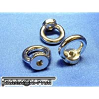 5 Stück Ringmutter DIN582 V2A Edelstahl M6