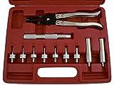 Ventilschaftdichtung Montage- Demontage Werkzeug Set Spezialwerkzeug Ventil