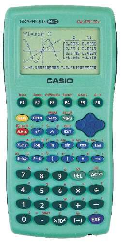 Casio-calculatrice Graphique Casio Graph 35+