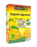 Solabiol SOAGY750 Engrais Agrumes Action Longue Durée | 750 GR, 0.75 liters L, Marron, 16 x 5 x 23 cm