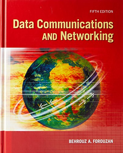 Data Communications and Networking por Behrouz A. Forouzan