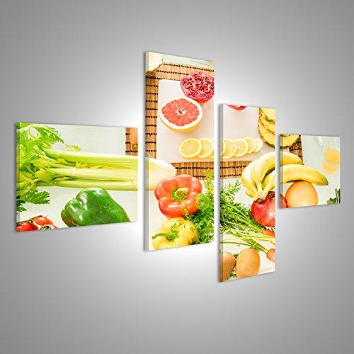 Cuadro de frutas tu quieres for Quadri da cucina moderna