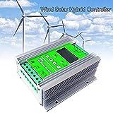 Controlador de carga híbrido solar de 1200W MPPT Wind 24V 40A para 800W Wind 400W Solar Dump Load Booster
