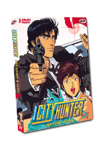 City Hunter Intégrale Film et OAV