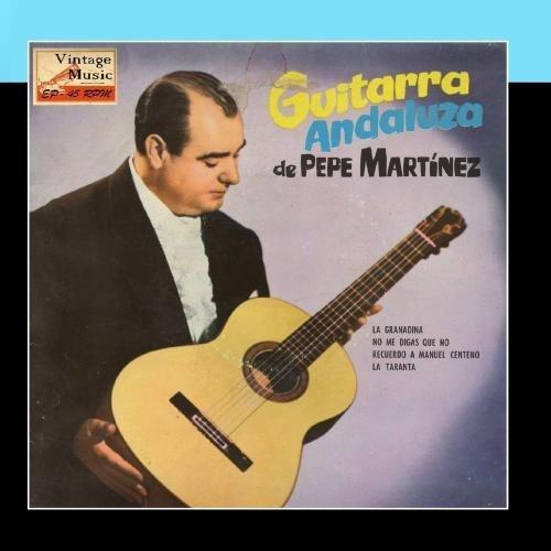 Vintage Flamenco Guitarra No4 - EPs Collectors by Pepe Martinez (2011-03-28)