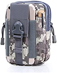 The Vogue Nation Acu Tactical Pouch Hunting Holster Pouch Waist Mobile Phone Bag Case For IPhone