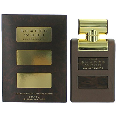 Shades Woods Edt By Armaf For Men 100 Ml 3.4 Oz Image