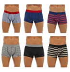 6 Pairs of Mens Tom Franks Hipster Tr...