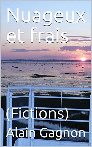 Couverture du livre Nuageux et frais: (Fictions)