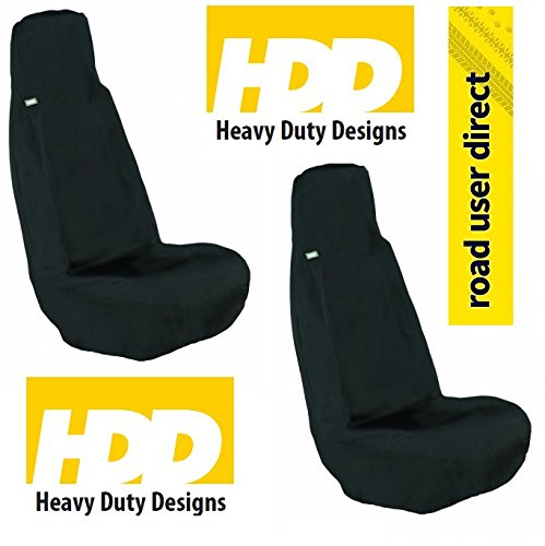 2-x-hdd-universal-car-front-seat-covers-grey-pair-heavy-duty-designs