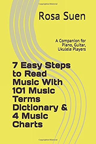 7 Easy Steps to Read Music With 101 Music Terms