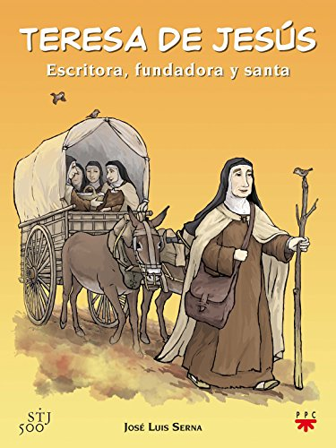 Teresa de Jesús por José Luis Serna Romera