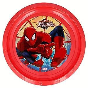 PLATO EASY PP SPIDERMAN RED WEBS