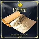 Pan de Oro Falso, 14 X 14cm, Librillo de 25 Hojas