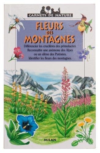 Fleurs des montagnes par Frédéric Lisak