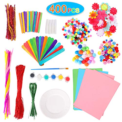 EPCHOO Arts and Crafts for Kids,...