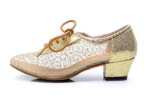 Minitoo - Ballroom donna Gold