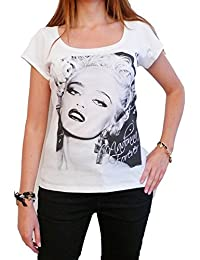 Madonna 3 : T-shirt imprimé photo de star 7015213