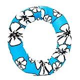 Juguetes sumergibles de neopreno rellenos de arena, ideales como accesorios infantiles para nadar o bucear. Este juguete es ideal para piscinas, lagos o el mar. Diseño : Anilla de buceo Azul