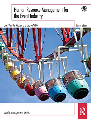 Human Resource Management for the Event Industry (Events Management Book 12) (English Edition)