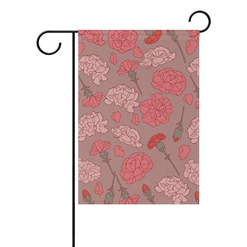 Garden Flagge 30,5x 45,7cm Zwei-seitige Yard Dekoration Polyester tolle Bilder Flagge, mehrfarbig, 12x18(in) ()