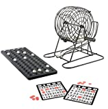 VEDES Großhandel 0061058834 Natural Games Bingo mit Metallkorb