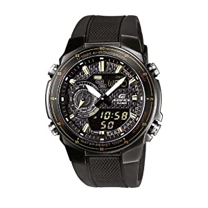 Casio Edifice – Men's Analogue/Digital Watch with Resin Strap – EFA-131PB-1AVEF