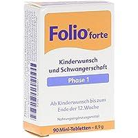 SteriPharm Pharmazeutische Produkte Folio 1 forte filmtabletten, 90 Stück preisvergleich bei billige-tabletten.eu