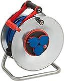 Brennenstuhl Garant S Bretec IP44 Kabeltrommel silber