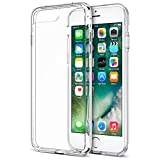 iVoler Coque iPhone 7G Plus/7S Plus, [Ultra Transparente Silicone en Gel TPU Souple ]...