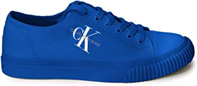 Calvin Klein Jeans Iaco Uomo Bright Bianco Sneaker