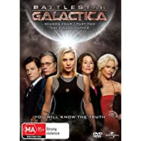 Battlestar Galactica:Season 4