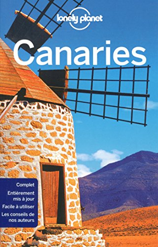 Canaries - 3ed par Lonely Planet LONELY PLANET