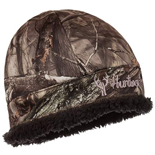 Huntworth Damen Ladies Performance Fleece Hat Hut, Hidden, Einheitsgröße Performance Womens Hut