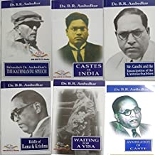 Babasaheb Dr.Ambedkar's The Kathmandu Speech,Caste in India,Waiting For A Visa,Riddle of Rama & Krishna,Mr.Gandhi and the Emancipation of the Untouchables,Annihilation Of Caste