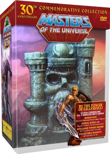 Masters of the Universe - 30th Anniversary Limited Edition by He-Man